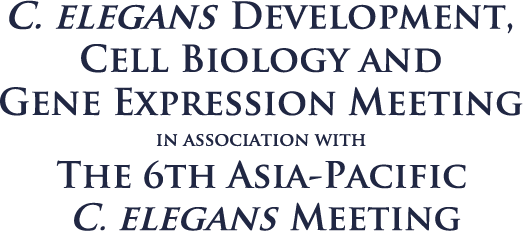 C. elegans Development, Cell Biology and Gene Expression Meeting